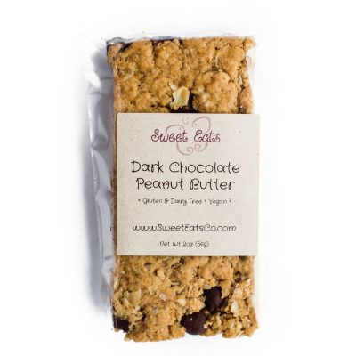 Dark Chocolate Peanut Butter Granola Bar