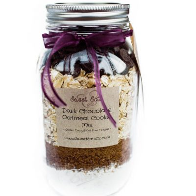 Dark Chocolate Oatmeal Cookie Mix