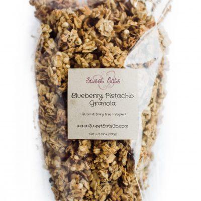 Blueberry Pistachio Granola