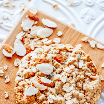 Almond Breakfast Cookie