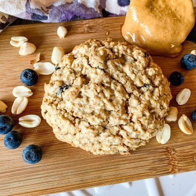 *NEW* PB&J Breakfast Cookie