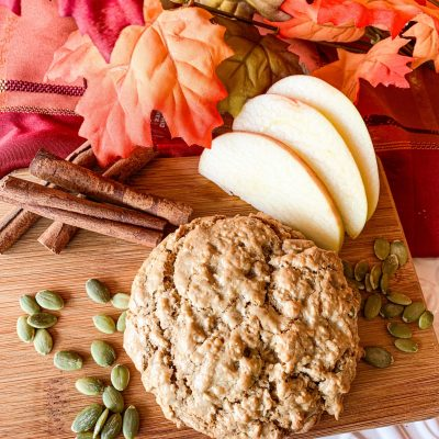 *NEW* Autumn Harvest Breakfast Cookie