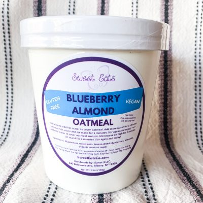 *NEW* Blueberry Almond Oatmeal Cup