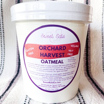 *NEW* Orchard Harvest Oatmeal Cup